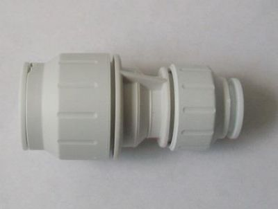Speedfit 15mm to 22mm Pipe Straight Reducer Coupling - 21000106